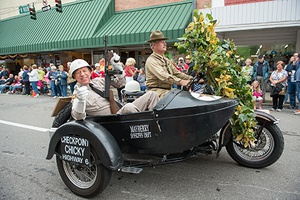 Stars Come Out for 28th Mayberry Days, Sept. 18-24