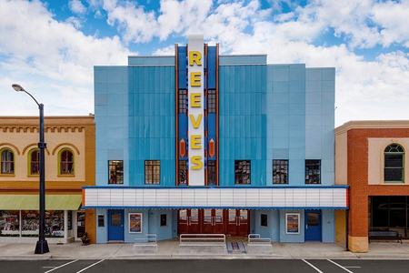 Elkin's Historic Art Deco Theater Gets New Life as Music Venue & Cafe