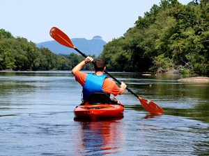 Spend a Day Paddling Yadkin Valley Waterways