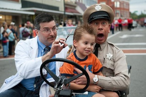 Mayberry Days in Andy Griffith's Hometown