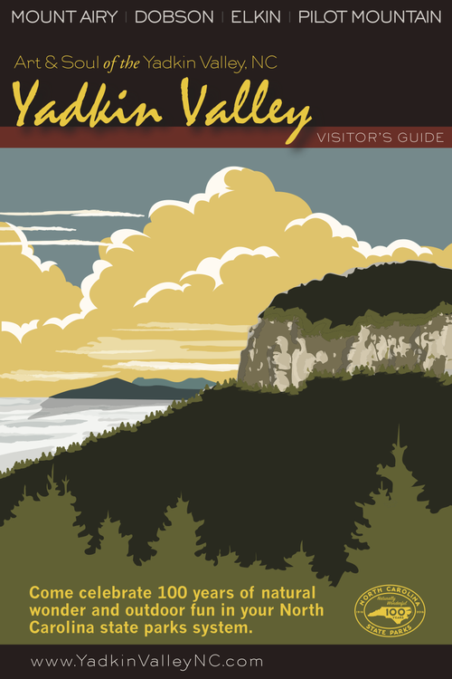 Yadkin Valley Visitors Guide 2017