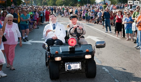 28th Annual Mayberry Days