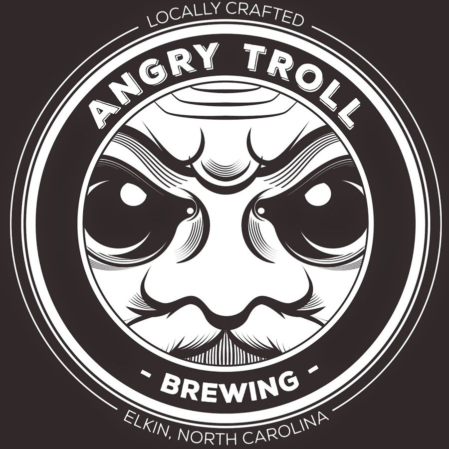 Angry Troll Brewing for the Yadkin Valley Winter Wine Passport 2017 - 2018