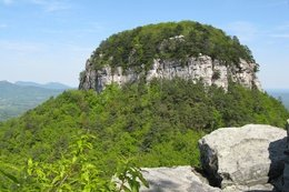 Pilot Mountain, NC | Art and Soul of the Yadkin Valley