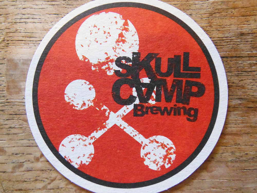 Skull Camp Brewing for the Yadkin Valley Winter Wine Passport 2017 - 2018